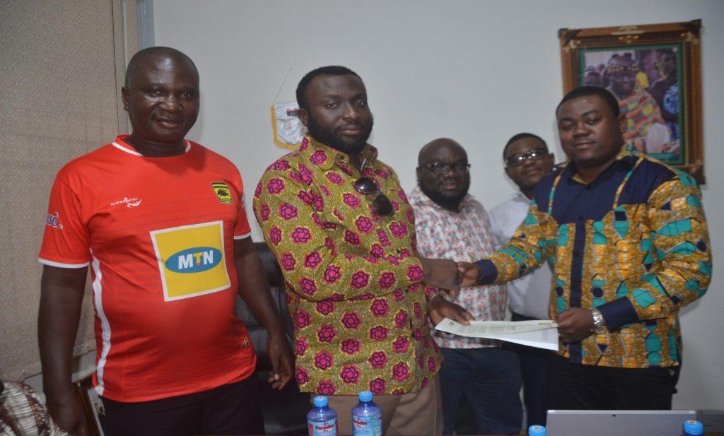 Asante Kotoko gives JIMAHTECH authorisation over Express App