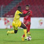 Talented Malkiya FC defender Joseph Adjei sets sights on senior Ghana call-up