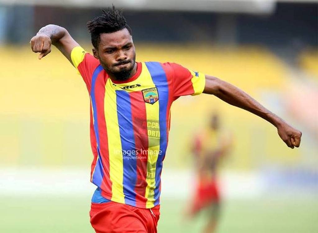 Swedish side BK Häcken confirm capture of ex-Hearts of Oak star Kwame Kizito