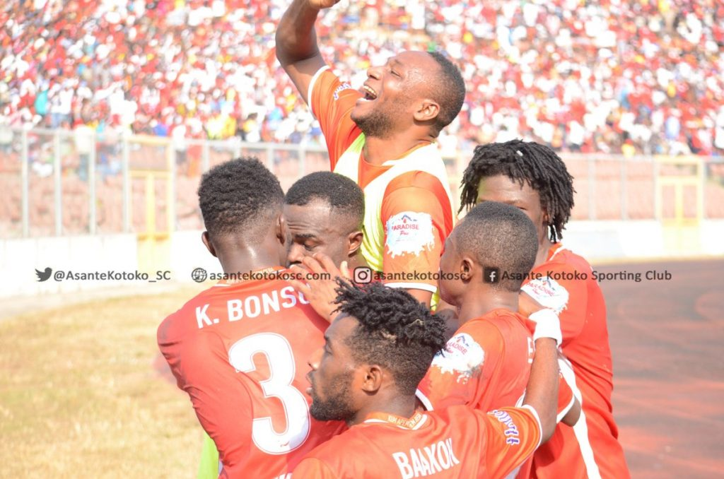Match Report: Asante Kotoko 2-1 Coton Sport - Porcupine Warriors reach CAF Confederation Cup group stage