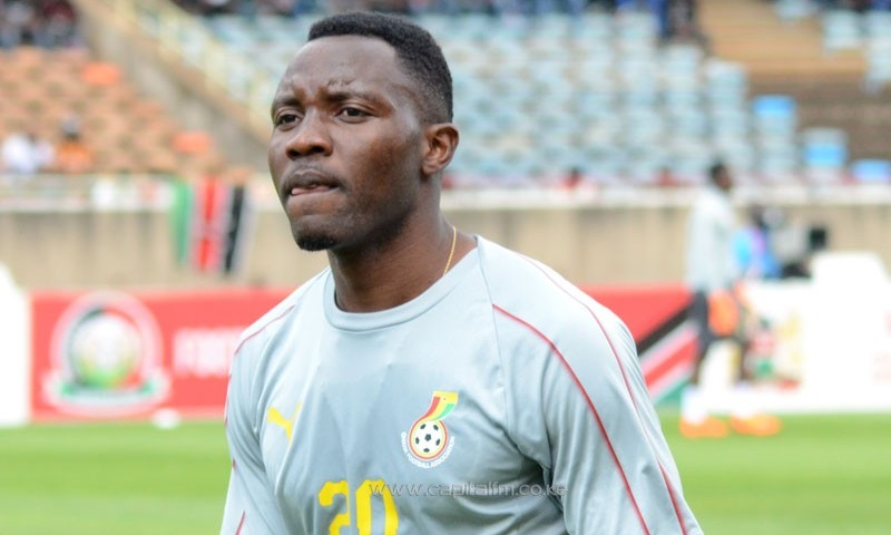 EXCLUSIVE: Ghana star Kwadwo Asamoah returns to Barcelona for treatment on knee; set to miss Mauritania friendly