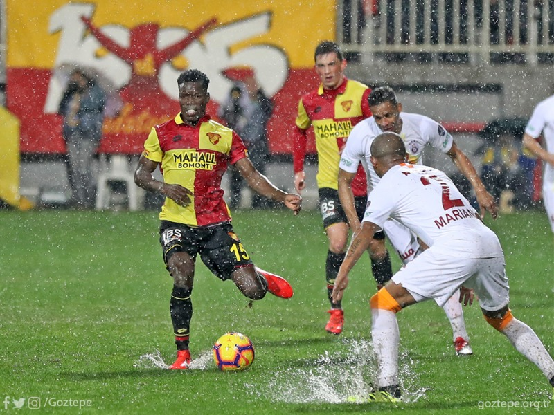 Ghana defender Lumor Agbenyenu set to miss three weeks for Goztepe with groin injury