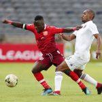 Horoya FC striker Ocansey Mandela attributes Orlando Pirates defeat to complacency