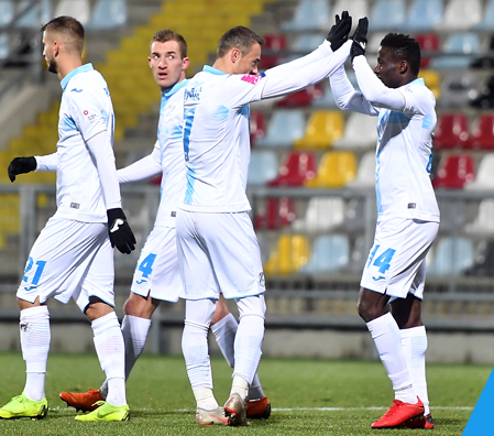 Maxwell Acosty provides two assists as NK Rijeka dispatch Aberdeen in Europa League