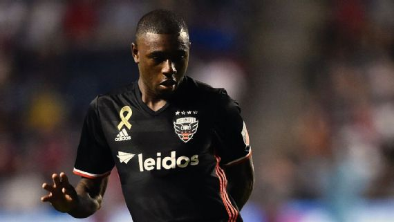 DC United\'s Chris Odoi-Atsem opens up on fight with cancer