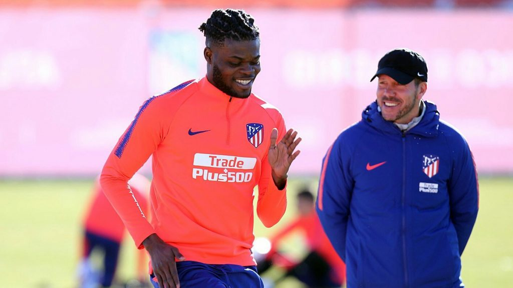 Italian giants Inter Milan keen on Ghana star Thomas Partey