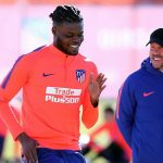 Thomas Partey to meet Atletico on his future amid exit reports
