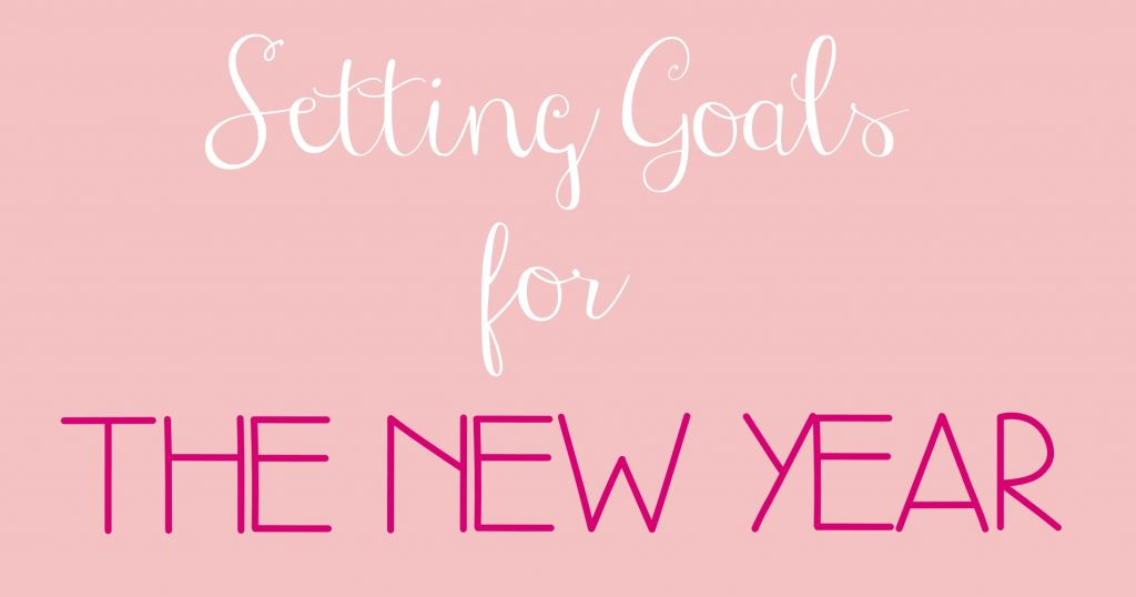 5 Tips to Setting Goals for the New Year