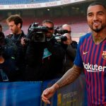 What happened to Kevin-Prince Boateng? benched 5 times and 60 minutes played