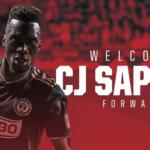 Ghanaian forward C.J Sapong joins Chicago Fire
