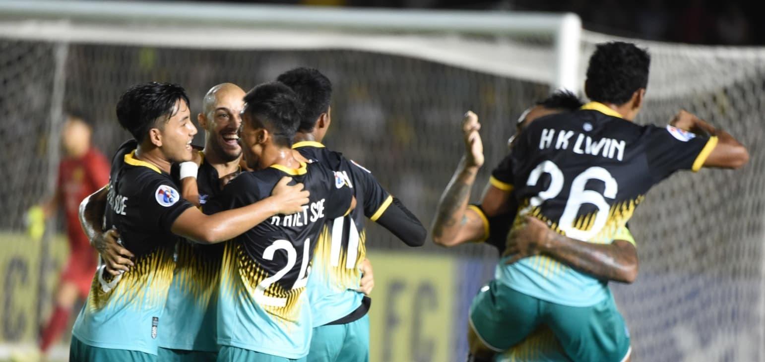 Myo hails Yangon United's focus