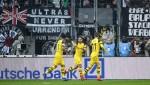 Frankfurt 1-1 Dortmund: Report, Ratings & Reaction as Die Borussen Extend Bundesliga Lead