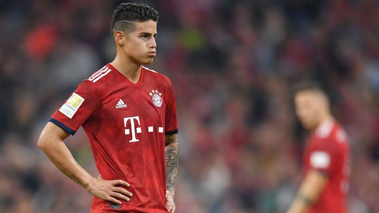 James wants out and Bayern aren't convinced: why his time in Munich is coming to an end