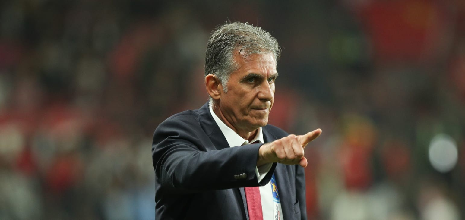 Queiroz takes charge of Colombia