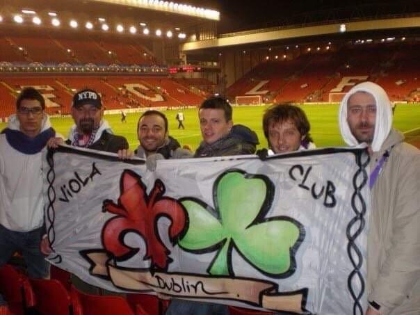 Fans Worldwide: Dublin Fiorentina Supporters' Club