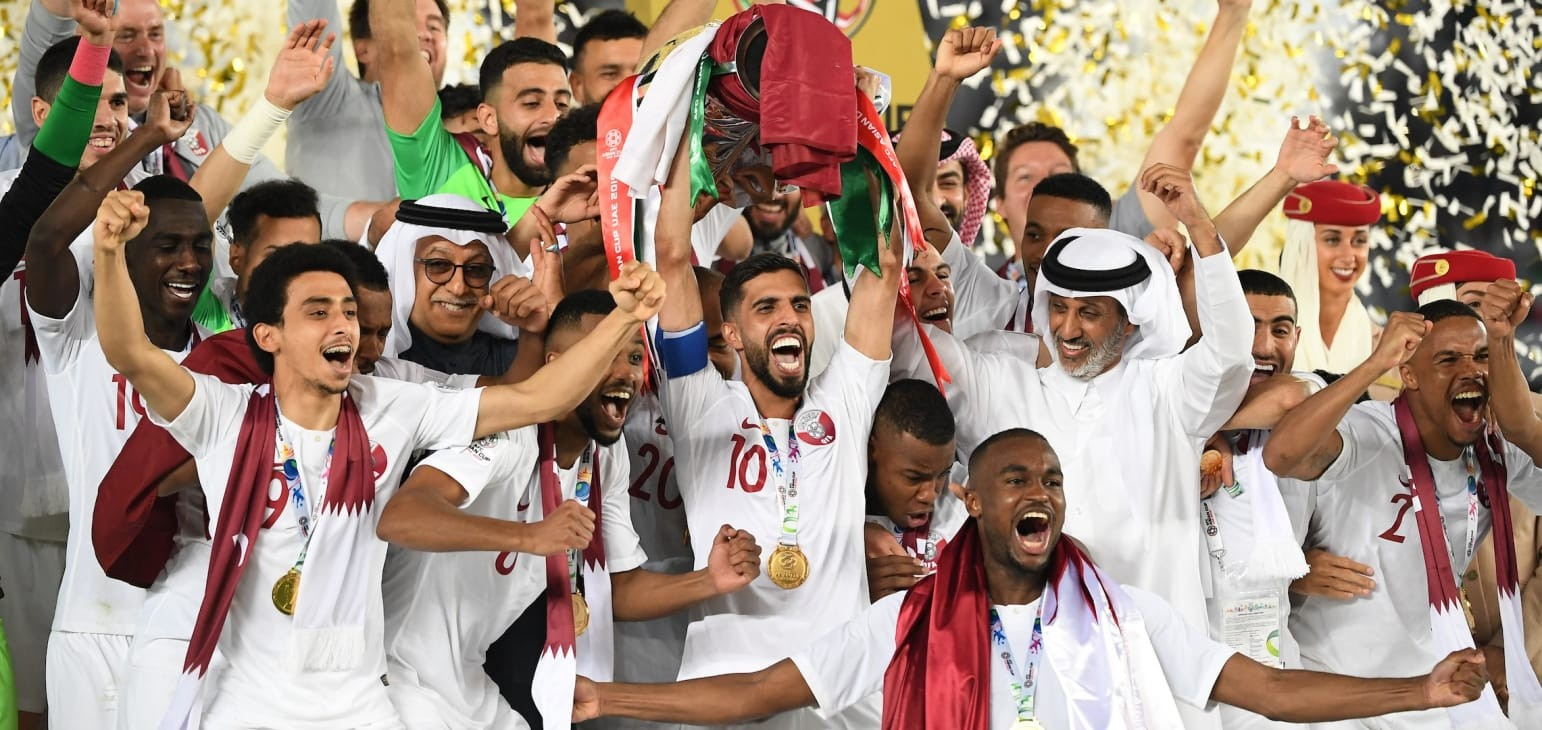 IR Iran stay top, Qatar's ranking surges by 38