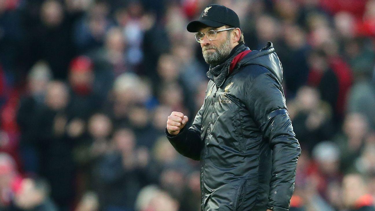 Jurgen Klopp: Liverpool players 'not happy' with recent poor run