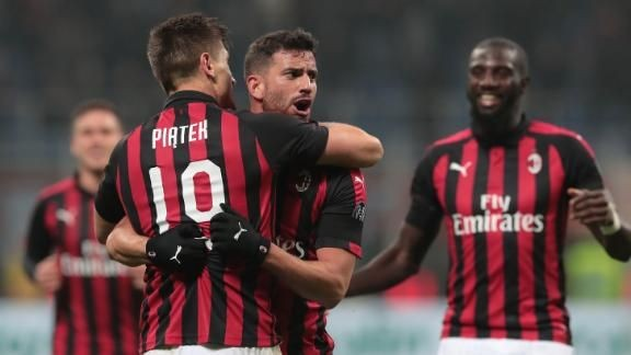New signings strike as Milan beat Cagliari