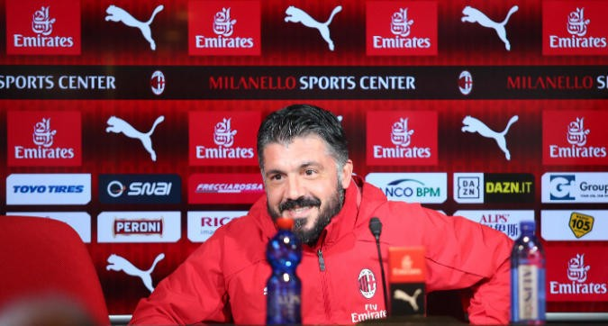 Gattuso: AC Milan are happy with Paqueta and he plays with his heart