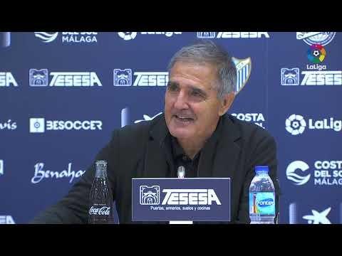 Rueda de prensa de Paco Herrera tras el Málaga CF vs UD Las Palmas (0-0) 46b09d5fdedd9