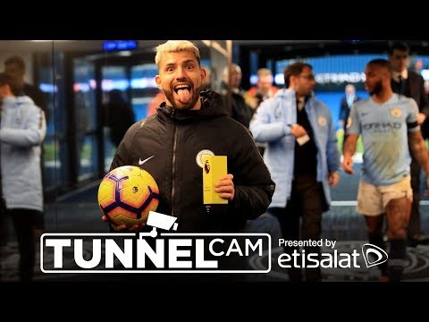 TUNNEL CAM | Man City 6-0 Chelsea | 2018/19 Premier League