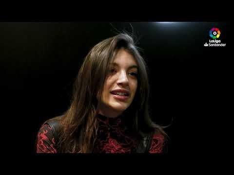 LaLiga entrevista a Ana Guerra