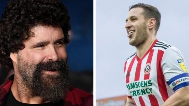 Mick Foley and Billy Sharp: Wrestling legend accepts Bramall Lane invite