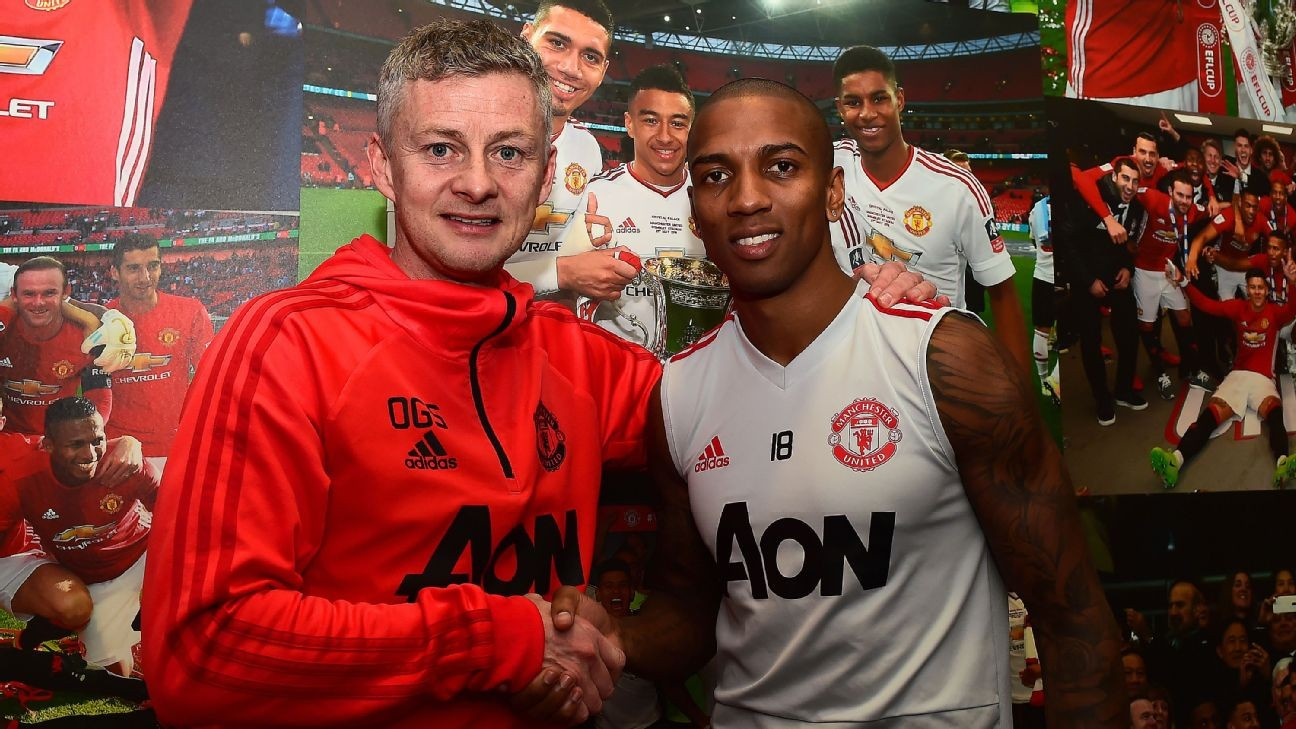 Manchester United's Martial: It's easier to play for Solskjaer than Mourinho