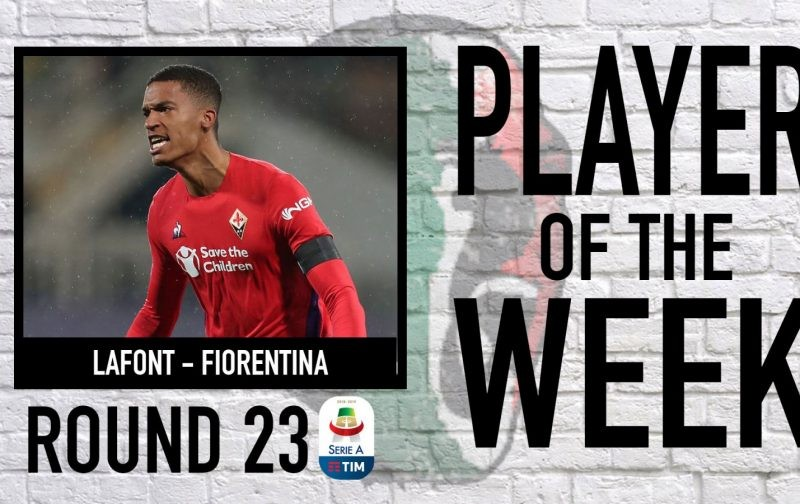 Serie A Player of the Week | Round 23