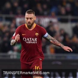 AS ROMA starting DE ROSSI deal extension talks after CL match