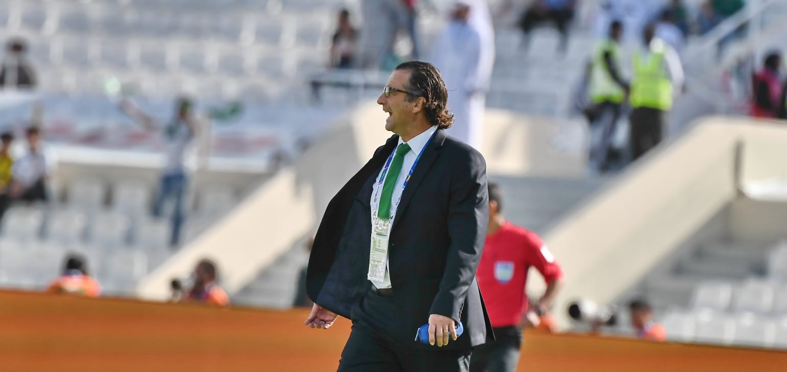 Saudi Arabia part ways with Pizzi