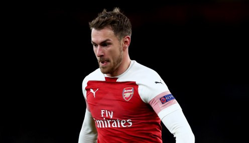 Juve confirm Ramsey deal