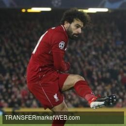 JUVENTUS planning move on SALAH if signing Dybala over