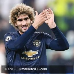 "SHANDONG LUNENG winter hit FELLAINI: ""PSG had just got in touch with me"""
