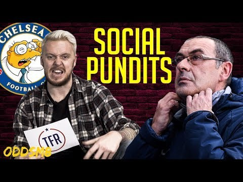Sarri-ball is Terri-ball! | SOCIAL PUNDITS ft. JAACKMAATE | X OddsM8 | EP 2