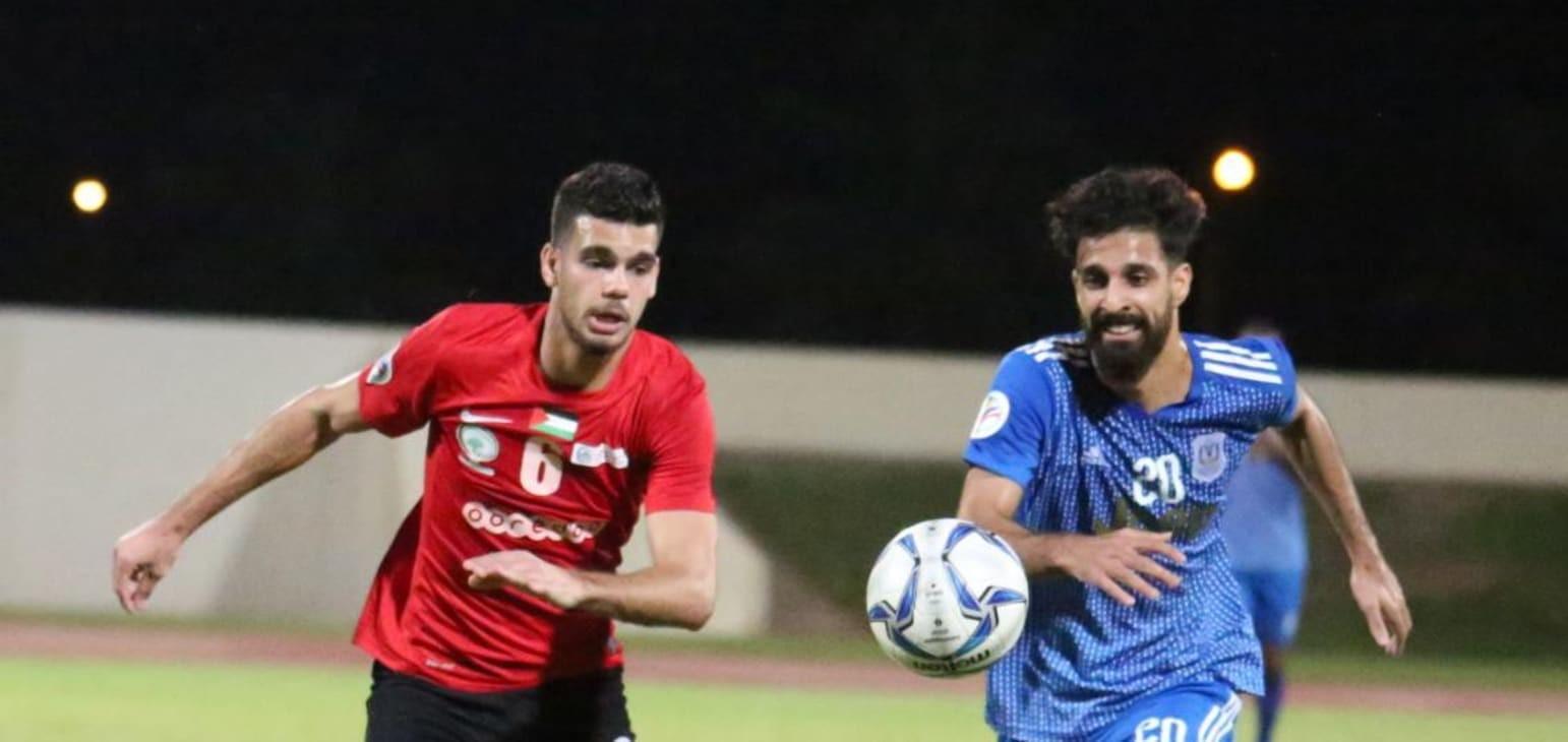 West Zone Playoff 2nd Leg: Al Nasr 0-1 Hilal Al Quds
