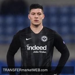 From Germany: REAL MADRID submit Eintracht big-time cash bid for JOVIC