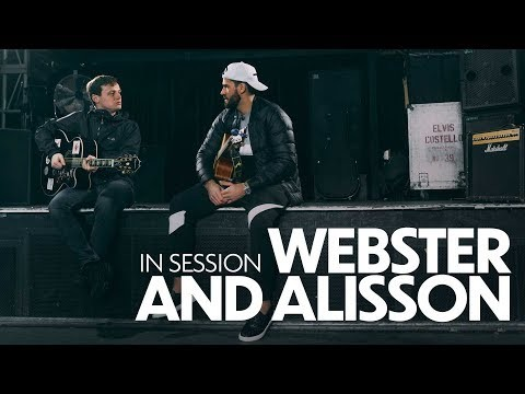 In session: Alisson Becker and Jamie Webster | Some tunes and a chat
