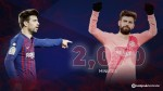 Pique tops the charts for minutes played in LaLiga