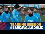 The team congratulates Valverde on his contract extension