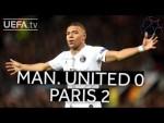 MAN. UNITED 0-2 PARIS #UCL HIGHLIGHTS