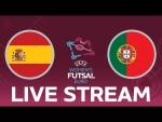 Spain vs. Portugal: UEFA Women's Futsal EURO Final LIVE!