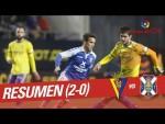 Resumen de Cádiz CF vs CD Tenerife (2-0)