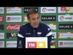 Rueda de prensa de Rodri tras el Elche CF vs Extremadura UD (2-0)