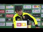 Rueda de prensa de Pacheta tras el Elche CF vs Extremadura UD (2-0)