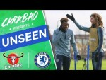 #Hudson-Odoi & #Ampadu Rip Each Other In Agility Test | Chelsea Unseen