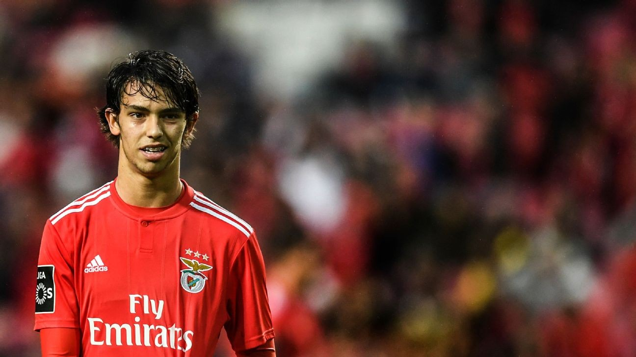 Joao Felix Remaining Calm Amid Manchester United Links