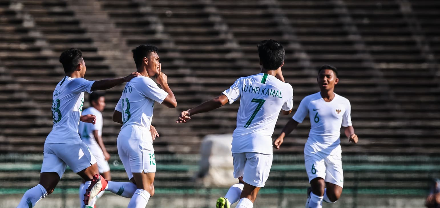 AFFU22 Group B Matchday One - Myanmar 1-1 Indonesia