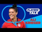 Ali Krieger's hopes for her US legacy | Players Talk