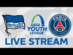 Hertha vs. Paris: UEFA Youth League LIVE!
